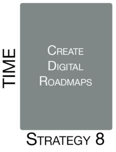Strategy 8: Create Digital Roadmaps